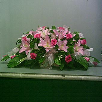 BB000101005 水平盆花